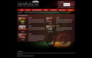 www.dewavegas.com situs Live Casino Online tanpa agent pertama di Indonesia